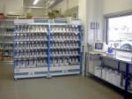 Лаборатории по цветоподбору автоэмалей PPG Industries. Deltron