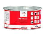 Полиэфирная шпатлёвка с алюминиевым наполнителем Metallic  Артикул:  130852
