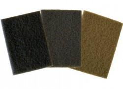 Абразивный нетканый материал Radex Softmatt в листах (Скотч Брайт)