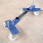 Тележка для перемещения автомобилей MAXICAR art.115